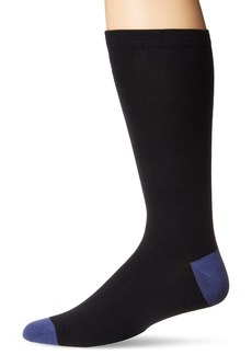 UGG Australia UGG Men's Merino Wool Color Blocked Crew Sock  O/S