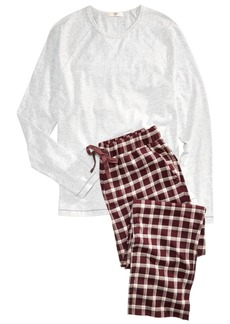 UGG Australia Ugg Men's Steiner Cotton Plaid Pajama Set