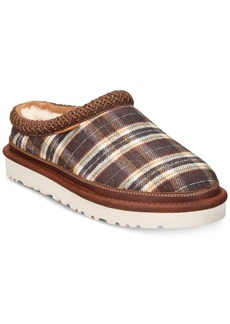Ugg Men's Tasman Plaid Slip-Ons Men's Shoes