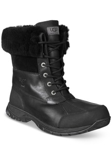 Ugg Men's Waterproof Butte Boots Men's Shoes