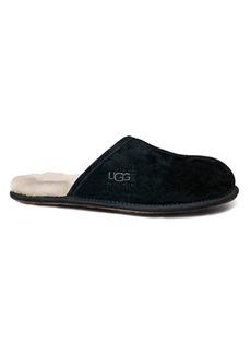 UGG Australia Ugg Scuff Suede & Shearling Slippers