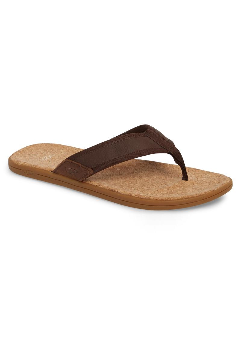 ugg australia flip flops