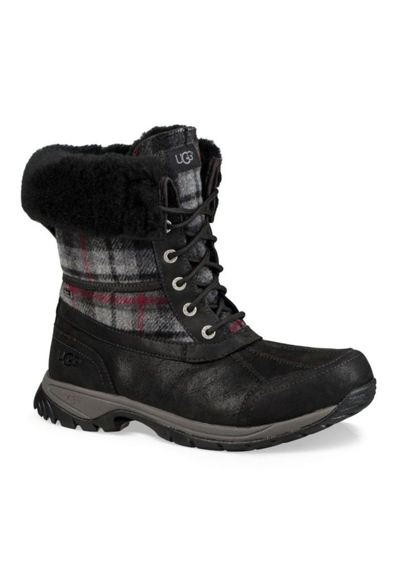 ugg australia ugg butte waterproof winter boots shoes