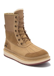 Avalanche Butte Faux UGGpure Shearling Lined Waterproof Boot