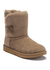 UGG Bailey Button II Genuine Shearling Lined Boot (Little Kid & Big Kid)