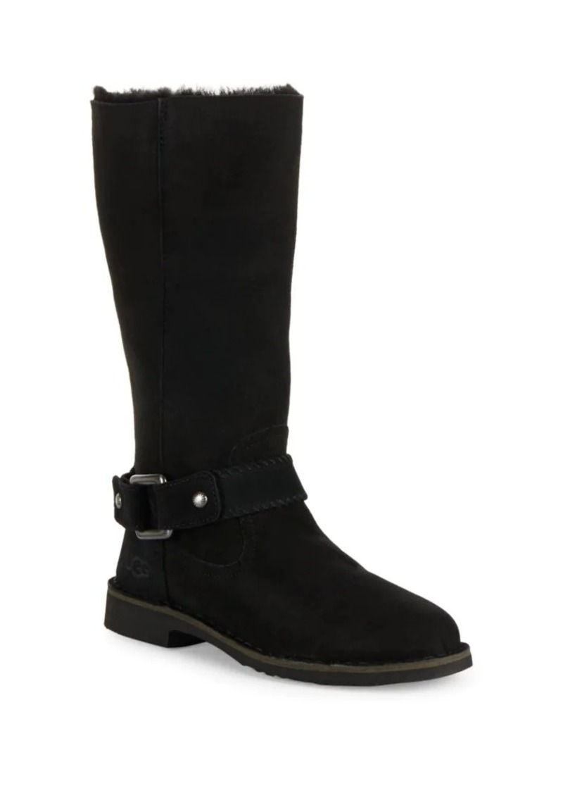 UGG Braiden Fur Lined Boots
