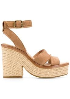 UGG Carine wedge sandals