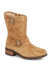 Chaney Suede & UGGpure Moto Boots