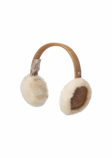 UGG Classic Water Resistant Sheepskin Earmuff (Toddler/Little Kids)