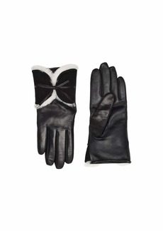 06cadf0273a UGG Ugg Stormy Seamed Shearling Sheepskin Tech Gloves | Misc Accessories