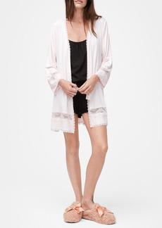UGG Cosima Embellished Satin Robe