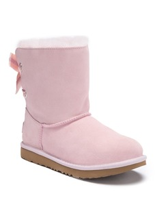 UGG Customizable Baily Bow Genuine Shearling Lined Boot (Little Kid & Big Kid)