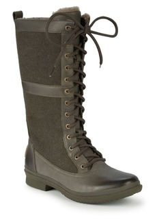 Elvia UGGpure Lace-Up Outdoor Boots