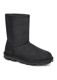 Essential Short UGGpure Wool Lined Leather Boot
