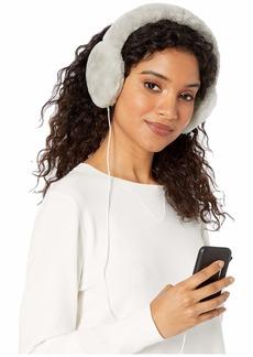 UGG Exposed Sheepskin Tech Earmuffs