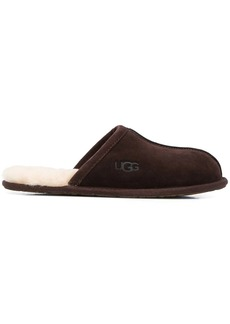 UGG flat sheepskin slippers