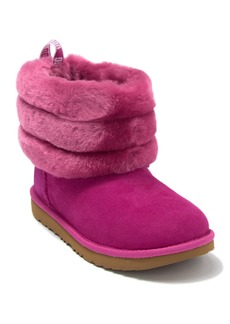 UGG Fluff Mini Quilted Boot (Little Kid & Big Kid)