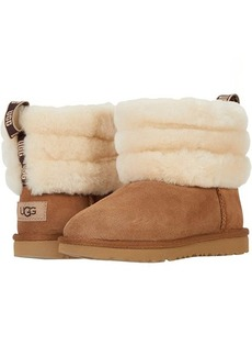 UGG Fluff Mini Quilted (Toddler/Little Kid)