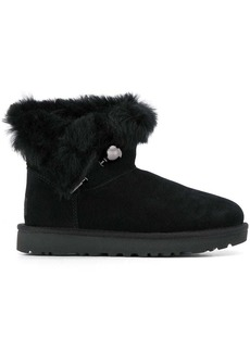UGG Fluff Pin boots