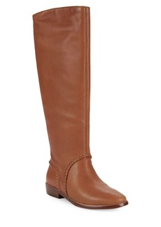 UGG Gracen Leather Knee-High Boots