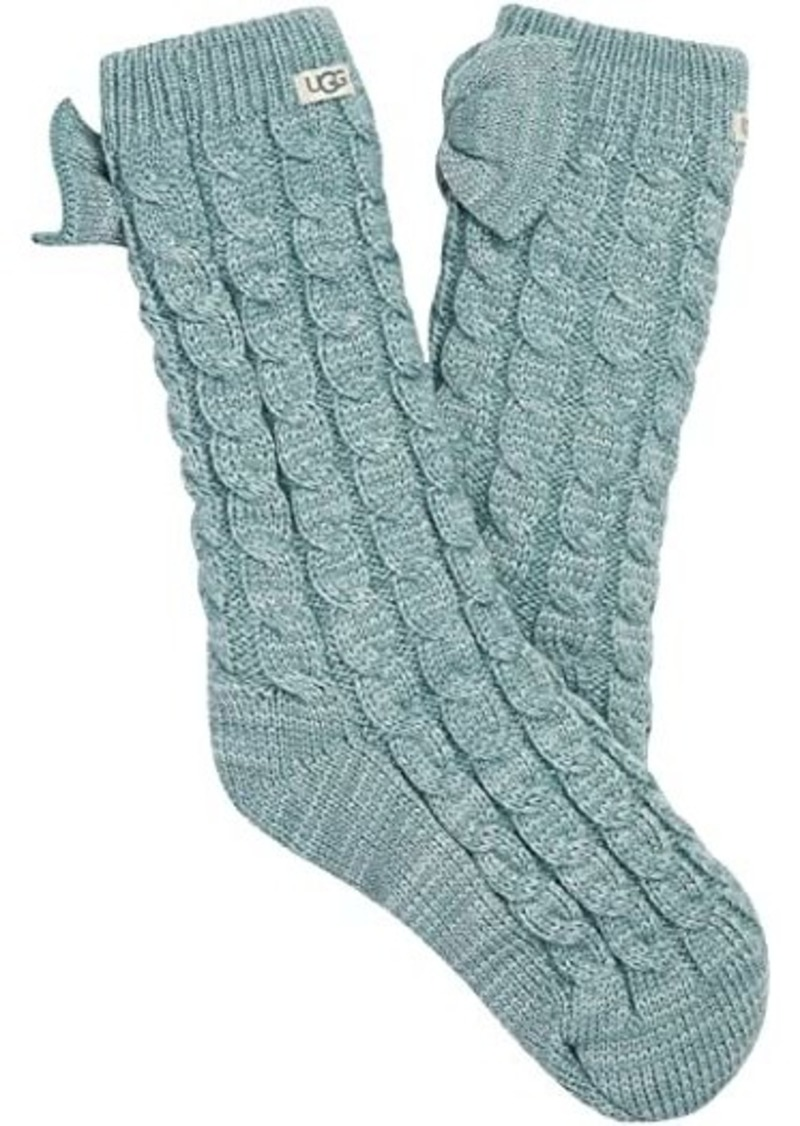 Laila Fleece Lined Sock