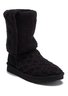 Lattice Cardy UGGpure(TM) Knit Boot