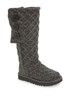 Lattice Cardy UGGpure(TM) Knit Boot