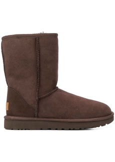 UGG lined ankle boots