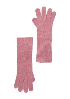 UGG Long Knit Gloves