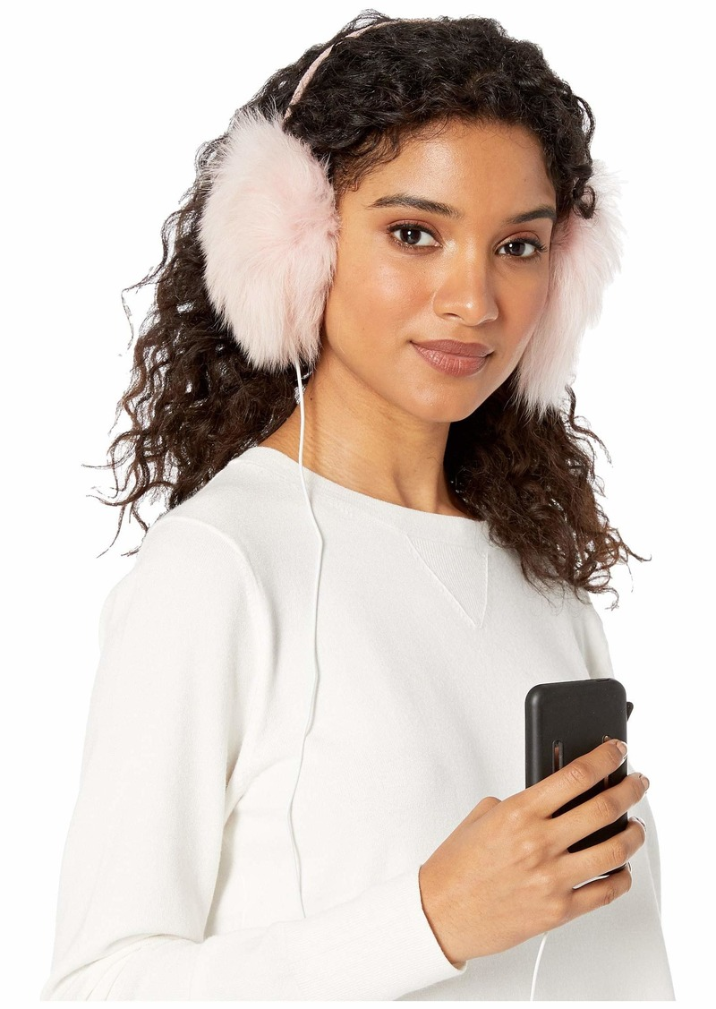 UGG Longpile Sheepskin Tech Earmuffs