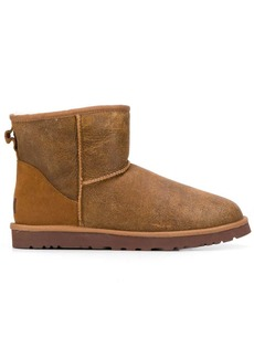UGG Mini Bomber ankle boots