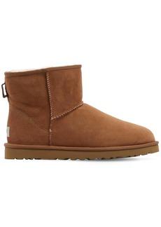 UGG Mini Classic Shearling Boots