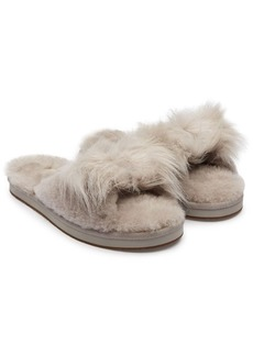 UGG Mirabelle Shearling Slippers