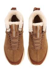 UGG Miwo Shearling Low Top Sneakers