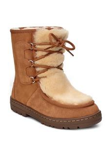 UGG Mukluk Genuine Shearling Trimmed Revival Boot