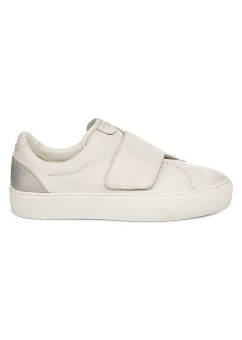 UGG Neri Leather Sneakers
