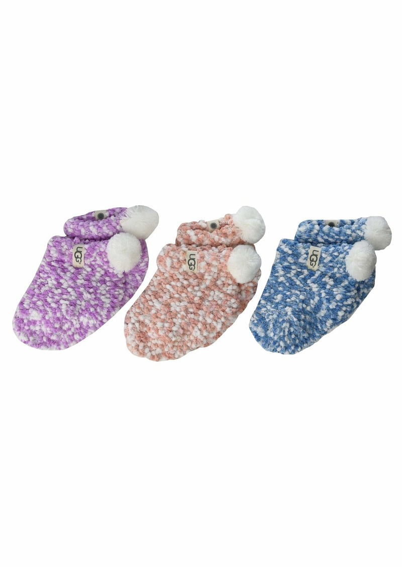 UGG Pom Socks Gift Set (Toddler/Little Kid)
