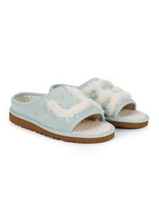 UGG Shearling Slide Slippers