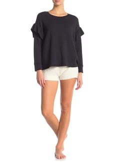 UGG Shilo Fuzzy Fleece Shorts