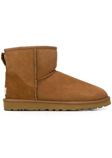 UGG suede ankle boots