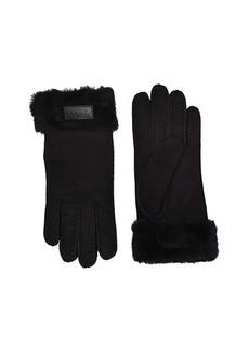 UGG Turn Cuff Water Resistant Sheepskin Gloves