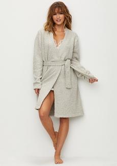 UGG + Ana Sweater Plush Knit Robe