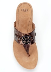 UGG + Briella Wedges