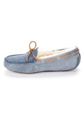 UGG + Dakota Washed Denim Slippers