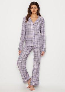 UGG + Raven Woven Flannel Pajama Set