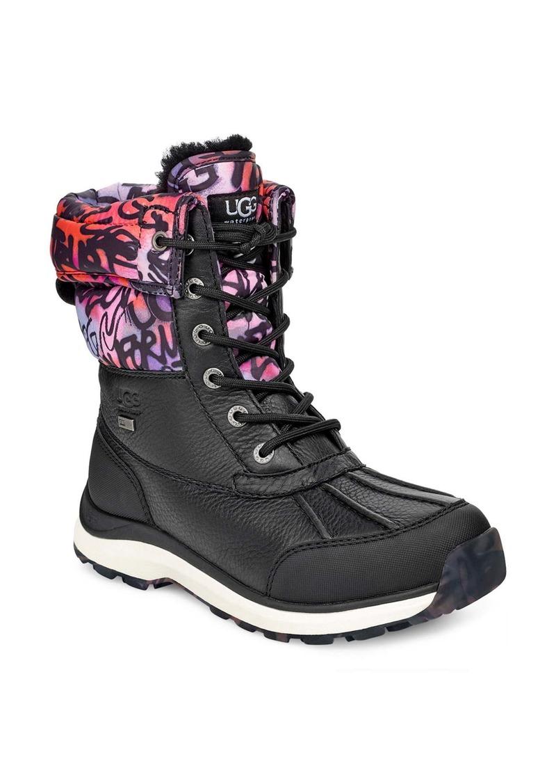 UGG® Adirondack III Graffiti Waterproof Boot (Women)