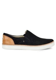 UGG Adley Nubuck Slip-On Sneakers
