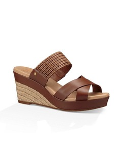 "UGG® ""Adriana"" Wedge Sandals"