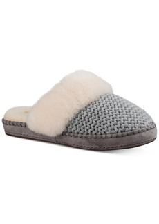 Ugg Aira Knit Slippers