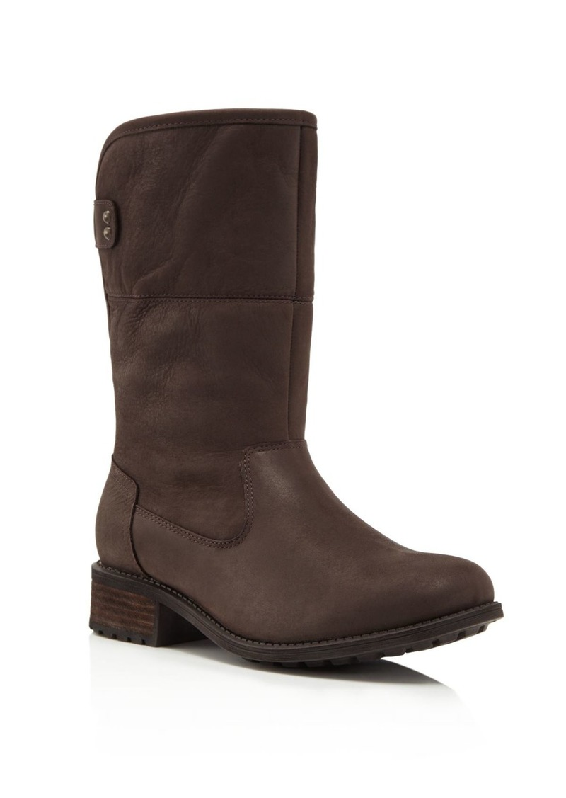 UGG� Aldon Water Resistant Leather Boots